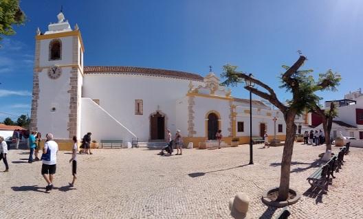 Eglise d'Alvor