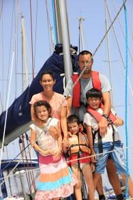 Calinago's family