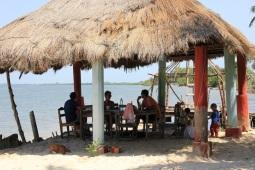 1er repas en Casamance chez Papys
