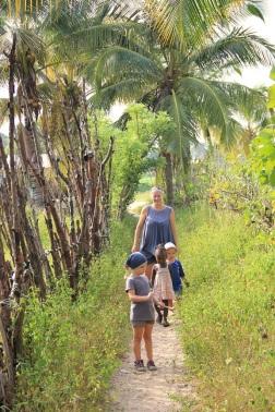 Visite du village de Kachouane