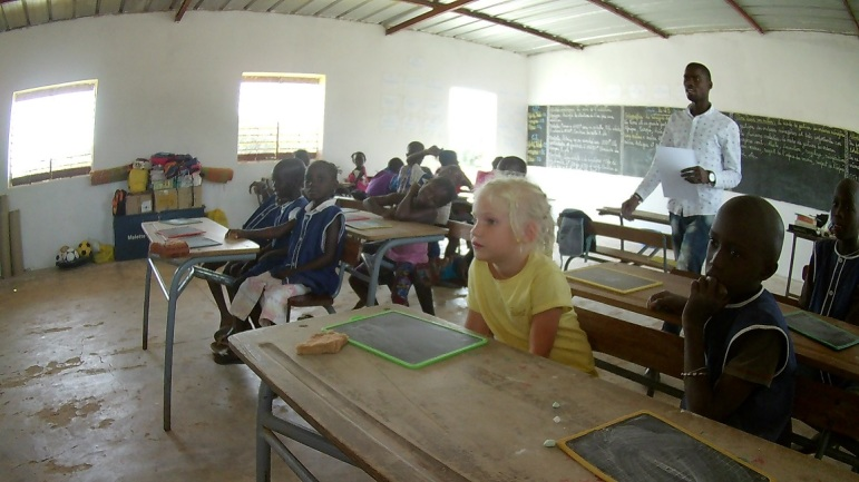 Sur les bancs de l'école 2